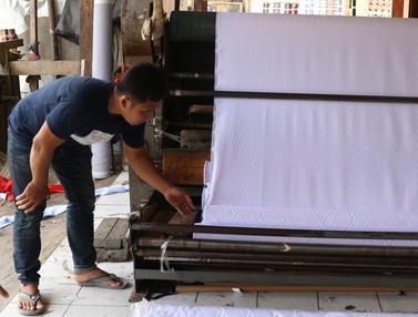 Pemerintah Berikan Stimulus Bagi Industri Tekstil di Masa Pandemi