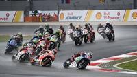 Manajer Umum Ducati Corse, Gigi Dall'Igna, kesal dengan tes MotoGP yang digelar di Sepang, Malaysia. (AS)