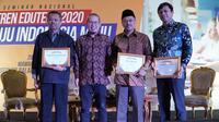 """Pembicara di Seminar Nasional bertajuk """"Tren Edutech 2020: Menuju Indonesia Maju"""""""