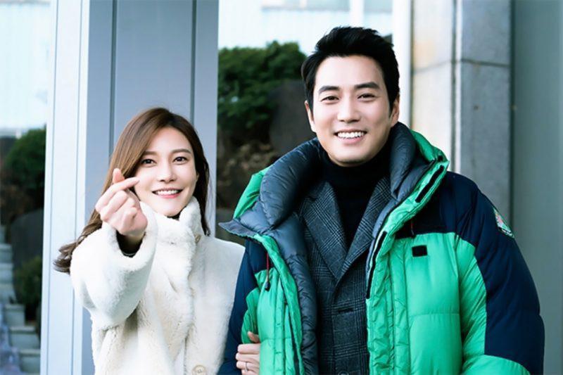 Joo Sang Wook dan Cha Ye Ryun.akan segera menikah. (via. Soompi)