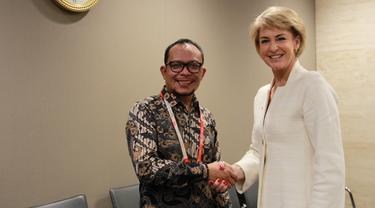 Australia Ingin Belajar dariIndonesia yang Berhasil Membangun Dialog Sosial