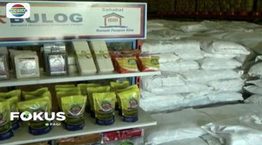 Dirut Utama Perum Bulog Budi Waseso menjamin persediaan pangan di masa paceklik masih stabil.