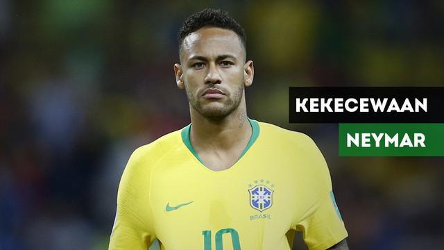 Berita video time out tentang kecewanya Neymar yang tak bisa menghadapi Messi dan PSSI telah menerbitkan harga tiket Piala AFC U-19 2018.