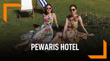 Kembar Cantik, Pewaris Hotel Berjaringan Dunia