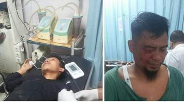2 Orang Jurnalis Dikeroyok Saat Liputan Investigasi di Jambi
