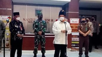 Pesan Mendagri Tito Karnavian untuk Pemda Saat Hadapi Penurunan Kasus Covid-19