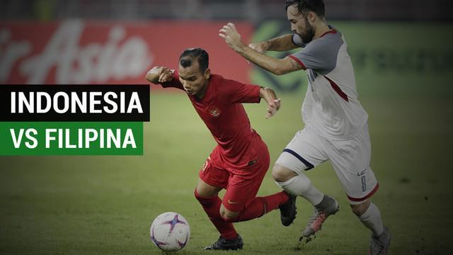 Berita video highlights Piala AFF 2018 antara Timnas Indonesia melawan Filipina yang berakhir dengan skor 0-0 di SUGBK, Senayan, Minggu (25/11/2018).