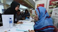 1.500 lowongan kerja ada di bursa kerja terbuka Surabaya. Foto: (Dian Kurniawan/Liputan6.com)