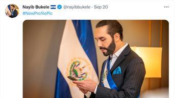 Presiden El Salvador Klaim Gelar Diktator Paling Keren Sedunia, Ada Apa?