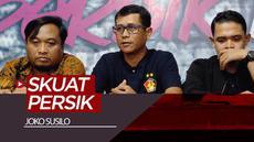 Berita video gambaran awal skuat Persik Kediri di tangan pelatih Joko Susilo untuk Liga 1 2020.