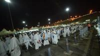 Hingga hari keempat fase Armuzna, sudah 125 jemaah haji Indonesia wafat. (www.kemenag.go.id)