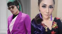 Tuai komentar netizen, konten prank selebriti ini justru panen kritikan. (Sumber: Instagram/@attahalilintar/@aidasaskia.new)