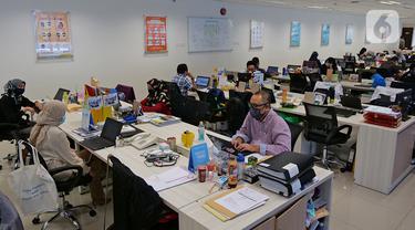 Protokol New Normal di Tempat Kerja