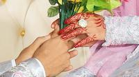 Ilustrasi - mengikat janji pernikahan. (Foto: Liputan6.com/Muhamad Ridlo)