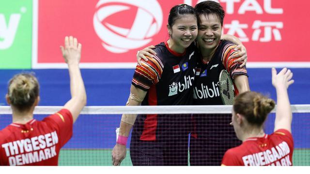 Jadwal Piala Sudirman  Perempat Final Indonesia Vs Chinese