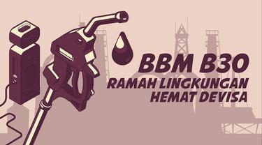 Presiden Jokowi menyebut implementasi mandatori biodiesel 30% (B30) dapat menghemat devisa negara hingga Rp 63 triliun karena berkurangnya impor minyak.