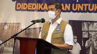 Kepala BNPB sekaligus Ketua Satuan Tugas Penanganan COVID-19 Doni Monardo. (Badan Nasional Penanggulangan Bencana/BNPB)