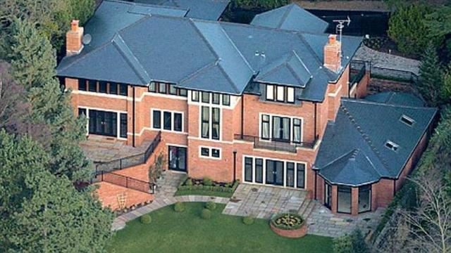 Ini Dia 4 Rumah Cristiano Ronaldo Dengan Harga Yang Gila