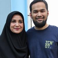 Teuku Wisnu ucapkan terimakasih kepada Shireen Sungkar atas 5 tahun pernikahan. (Adrian Putra/Fimela.com)