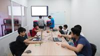 Innovation Center yang dibuka Inspira Academy di Mall of Indonesia