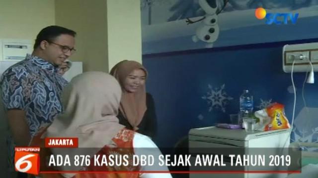 Di RSUD Pasar Minggu masih terdapat 49 pasien yang masih dirawat intensif. Sebanyak 26 pasien adalah anak-anak.