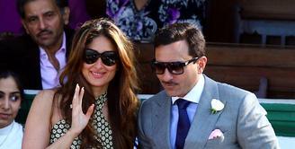 Kareena Kapoor akan tetap eksis di dunia hiburan paska lahiran. Hal ini juga mendapat dukungan positif dari suaminya, Saif Ali Khan. (AFP/Bintang.com)