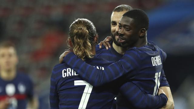 FOTO: Benzema Gagal Penalti, Prancis Cukur Wales 3-0 dalam laga Uji Coba Menjelang Euro 2020