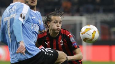 AC Milan Vs F91 Dudelange