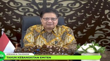 Menteri Koordinator Bidang Perekonomian Airlangga Hartarto (Dok: ekon.go.id)