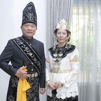 Moeldoko dan istri