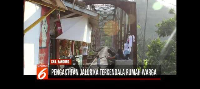 Pemprov Jawa Barat berupaya aktifkan kembali jalur kereta di Ciwidey untuk permudah akses transportasi dan kunjungan wisata.