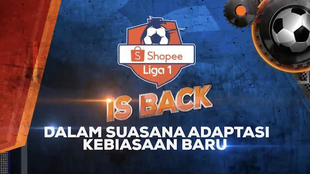 Berita video Shopee Liga 1 hadir kembali. Jangan lewatkan untuk menontonnya dari rumah di Indosiar, O Channel, dan Vidio dimulai 1 Oktober 2020.