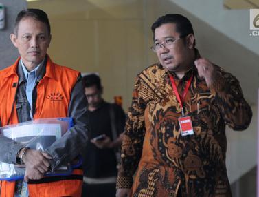 Direktur Teknologi Krakatau Steel Kembali Diperiksa KPK