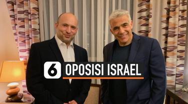oposisi israel