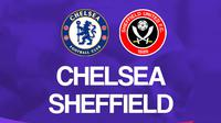 Premier League - Chelsea Vs Sheffield United (Bola.com/Adreanus Titus)