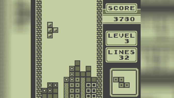 Tetris. (Doc: Gamerant)