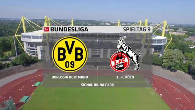Berita video highlights Bundesliga 2020/2021 pekan kesembilan, Borussia Dortmund kalah 1-2 dari Koln, Sabtu (28/11/2020) malam hari WIB.