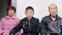 Zhu Shengkai dan kedua orang tuanya (Sumber: Weibo/Seenhua)