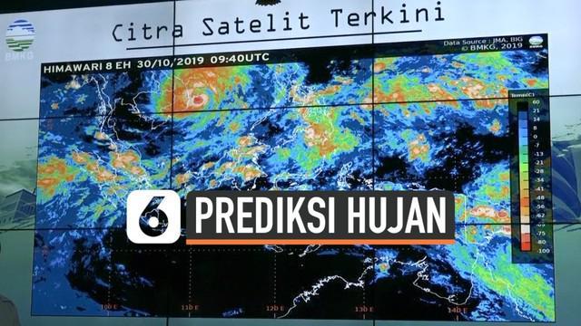 Badan Meteorologi, Klimatologi, dan Geofisika (BMKG) memprediksi 7 hari ke depan intensitas curah hujan akan lebih tinggi. Masyarakat pun diminta waspada.