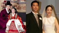 Noh Hyun Jung dan suami © Istimewa