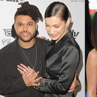 The Weeknd menyindir Selena Gomez dengan lagunya My Dear Melancholy. Dulu pernah bersama, mana yang lebih mesra? Bella Hadid atau Selena Gomez? (Chelsea Lauren/REX/Shutterstock/James Gourley/BEI/REX/Shutterstock/HolyywodLife)