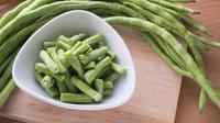 Manfaat Kacang Panjang (sumber: iStockphoto)