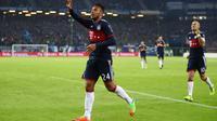 Corentin Tolisso mengantarkan Bayern Munchen meraih kemenangan atas Hamburg. (doc. Bayern Munchen)
