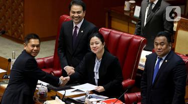 Paripurna DPR Setujui 5 Hakim Agung dan 3 Hakim Ad Hoc