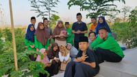 Sekolah Alam Planet NUFO Rembang. (Liputan6.com/ Ahmad Adirin)