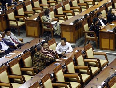Sepi, Rapat Paripurna Hanya Dihadiri 281 Anggota DPR