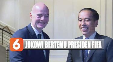 Menurut Presiden Jokowi, Indonesia telah menyiapkan 10 stadion untuk gelaran piala dunia tersebut.