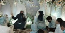 Pengajian 4 Bulanan Aurel Hermansyah (Youtube/AH)