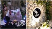 Elly Sugigi dan Irwan Aher dikabarkan telah menggelar acara akad nikah. (Sumber: Instagram/@irwan_aher_comunity)