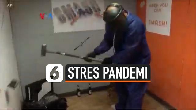 stres pandemi